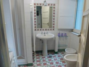 A bathroom at OS Garden - Maison de Charme