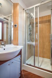 Łazienka w obiekcie TatryTop Pod Skocznią