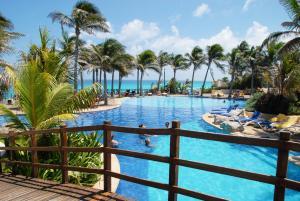A piscina localizada em Grand Oasis Cancun - All Inclusive ou nos arredores