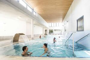 The swimming pool at or near Domaine Lou Capitelle & Spa
