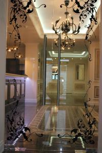 Ванная комната в Гостиница Россия