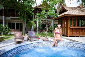 The swimming pool at or near Sand Sea Resort - SHA Plus