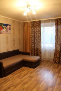 Гостиная зона в Malaya Samara Apartment