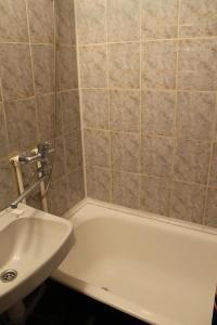 Ванная комната в Malaya Samara Apartment