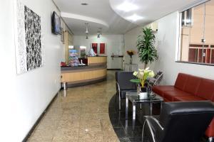Лобби или стойка регистрации в Domus Hotel - Veneza