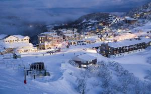 Gundanora during the winter