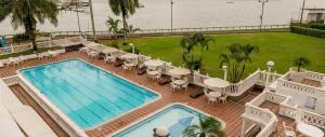 Vista de la piscina de Hotel Tequendama Inn Estación o alrededores