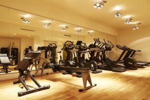 Gimnasio o instalaciones de fitness de Steigenberger Wiltcher's