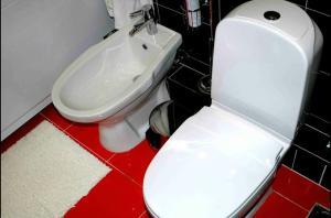 Ванная комната в Отель Ковчег