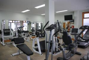 The fitness center and/or fitness facilities at Los Cauquenes Resort + Spa + Experiences