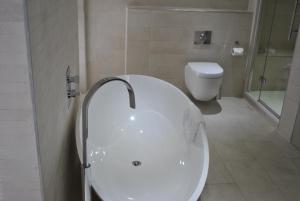 A bathroom at Clerkenwell One