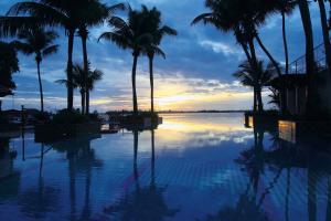 Swimmingpoolen hos eller tæt på Taj Malabar Resort & Spa, Cochin.