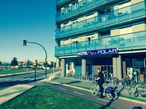 Piscina en o cerca de Hotel La Polar