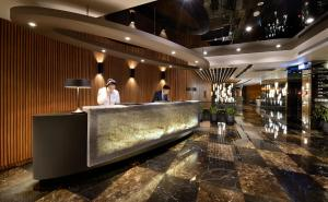 成旅晶贊飯店-花蓮假期大廳或接待區