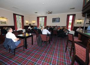 A restaurant or other place to eat at Pinehurst Lodge Hotel - Aberdeen