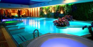 The swimming pool at or near Tallinn Viimsi Spa & Waterpark