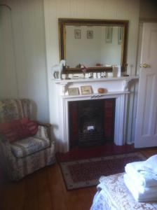 A kitchen or kitchenette at Glenellen Bed and Breakfast