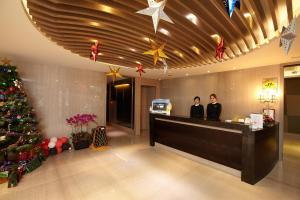 Staff members at Beauty Hotels - Beautique Hotel