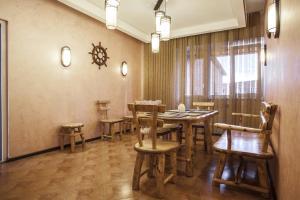 Ресторан / где поесть в Гостиница-отель Inshinka-SPA