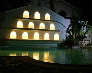 The swimming pool at or near Island Inn Hotel All-Inclusive