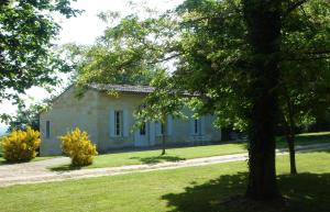 The building where the gite is located