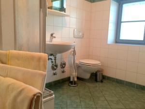 Ein Badezimmer in der Unterkunft Sonnenhof