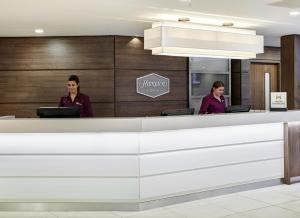 Staff members at Hampton by Hilton Bristol City Centre