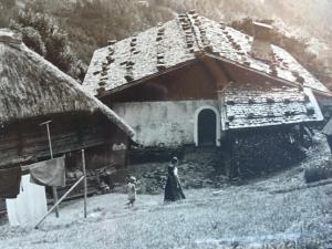 Ratzeshof im Winter