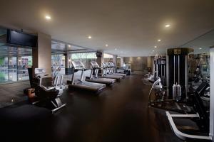 Salle ou équipements de sports de l'établissement FM7 Resort Hotel - Jakarta Airport