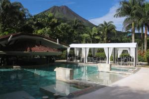 The swimming pool at or near The Royal Corin Thermal Water Spa & Resort - Adults Only