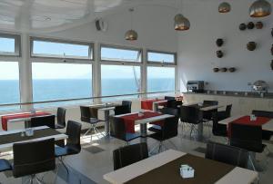 Un restaurante o sitio para comer en Alto del Sol Costanera Antofagasta