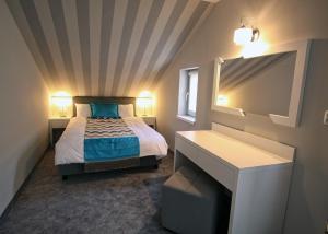 Pokój w obiekcie Apartament Lux