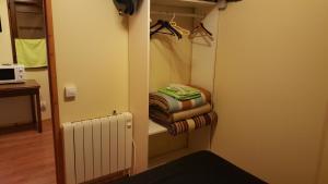 Cama o camas de una habitación en Camping Morunys