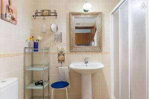 Un baño de Apartamento La Higuera