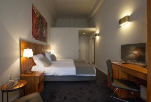 A room at Theater Hotel Leuven Centrum