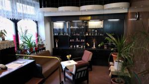 Lounge nebo bar v ubytování Hotel CB Royal