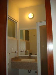 Un baño de Hotel Roma
