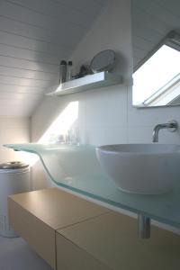 Ванная комната в B&B Le Jardin d'Epicure