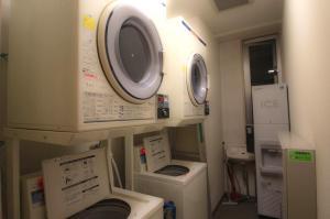 A kitchen or kitchenette at Kuretake-Inn Tokyo Funabori