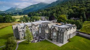 A bird's-eye view of The Daffodil Hotel & Spa