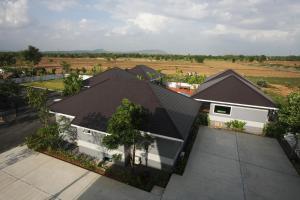 A bird's-eye view of Rongsang Resort