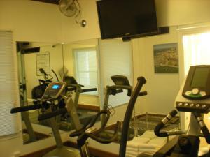 Fitnesscenter och/eller fitnessfaciliteter på Hotel Beresford