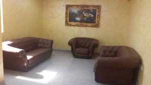 منطقة جلوس في فندق اريانا