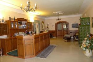 Hall o reception di Hotel Nosal