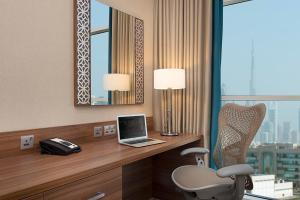 Konferenční prostory v ubytování Hilton Garden Inn Dubai Al Mina - Jumeirah