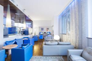 Lounge oder Bar in der Unterkunft c-hotels Atlantic