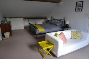 A room at Totters Hostel