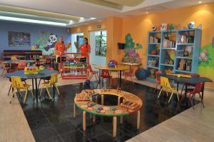 El salón o zona de bar de Grand Oasis Palm - All inclusive