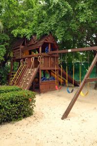 Zona de juegos infantil en Grand Oasis Palm - All inclusive