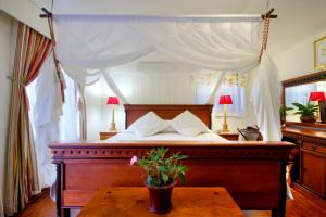 A room at St. Lucia Wetlands Guest House